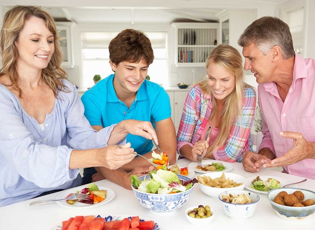 Easy And Healthy Family Dinner Ideas